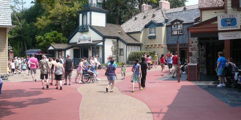 Homeschool Disney: Liberty Square