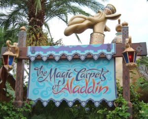 Homeschool Disney: Magic Carpets of Aladdin