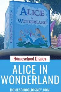 Homeschool Disney: Alice in Wonderland