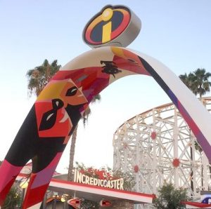 Homeschool Disney: The Incredicoaster