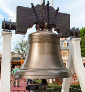 Homeschool Disney: Liberty Square