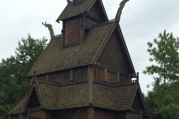 Homeschool Disney: Norway Pavilion in the World Showcase