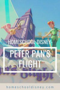 Homeschool Disney: Peter Pan's Flight