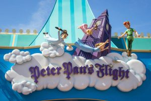 Homeschool Disney: Peter Pan's Flight